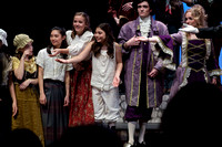 Les Mis: Closing Night Thank Yous and Senior Goodbyes